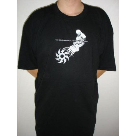 T-shirt Zyklon - The sole individual yearns...