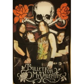 Flag Bullet for my Valentine