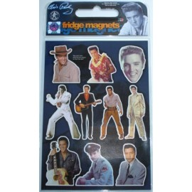 10 magnets Elvis Presley