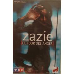 Poster Zazie - Tour des anges