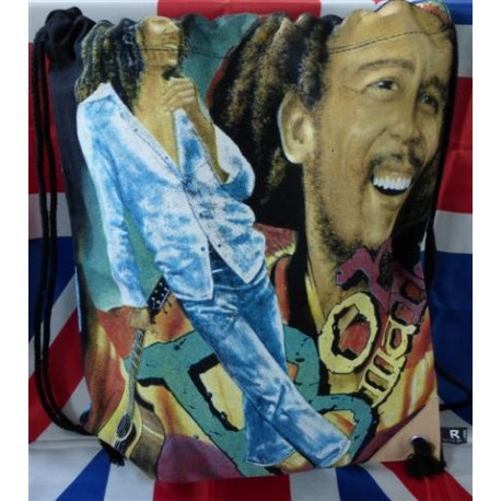 Backpack Bob Marley