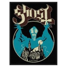 Ecusson Ghost B.C