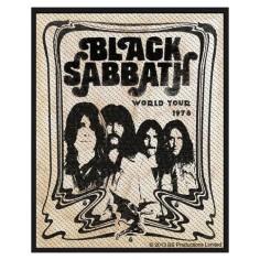 Patch Black Sabbath - World tour 78