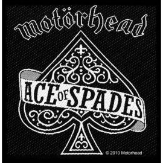Ecusson Motörhead - Ace of Spades