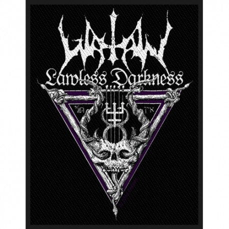Patch Watain - Lawless darkness