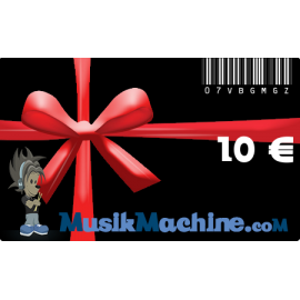 Gift card -10€ €