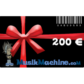 Gift card -200€ €