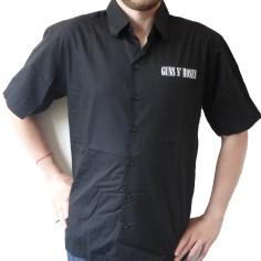 Short sleeves shirt Guns n' Roses