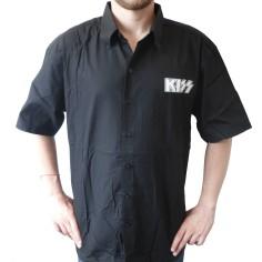 Short sleeves shirt Kiss