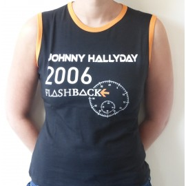 Skinny Johnny Hallyday - Tours [long sleeves]