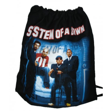 Backpack System of a Down