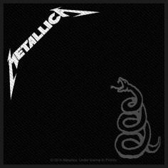 Patch Metallica - Black album