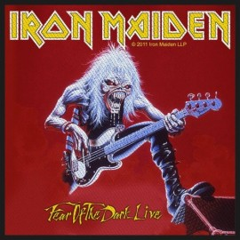 Ecusson Iron Maiden - Fear of the Dark Live
