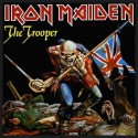 Patch Iron Maiden - The Trooper