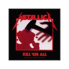Patch Metallica - Kill 'em all