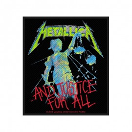 Patch Metallica - And Justice for all