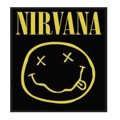 Patch Nirvana - Smiley