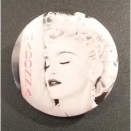 Badge Madonna - Vogue