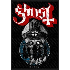 Patch Ghost B.C
