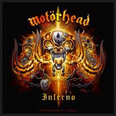 Ecusson Motörhead - Inferno
