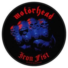 Patch Motörhead - Iron fist