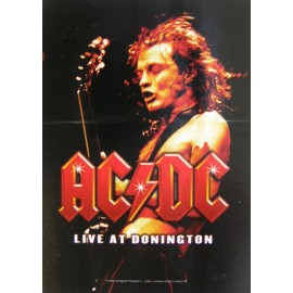 Drapeau AC/DC - Live at Donington
