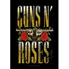 Flag Guns n' Roses