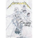 Flag Metallica - ... And Justice for all
