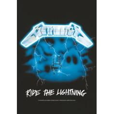 Drapeau Metallica - Ride the lightning