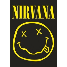 Flag Nirvana - Smiley