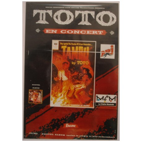 Poster Toto