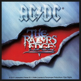 Ecusson AC/DC - The Razor's edge