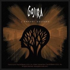 Ecusson Gojira - L'enfant sauvage