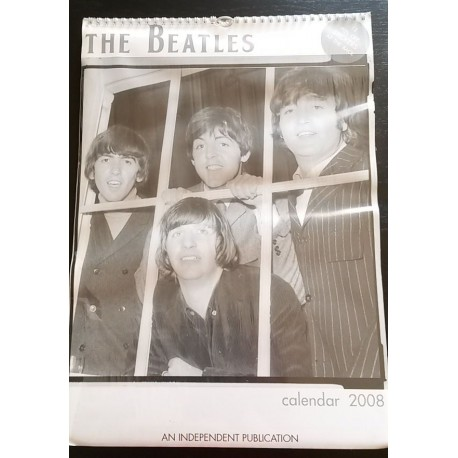 Beatles Collectable Calendar 2008