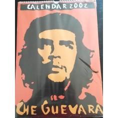 Calendrier vintage Che Guevara 2002