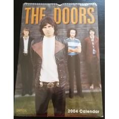 Calendrier vintage Doors 2004