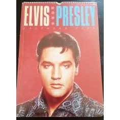 Calendrier vintage Elvis Presley 2003