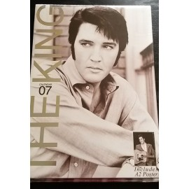 Elvis Presley Collectable Calendar 2007 The King