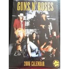 Guns n' Roses Collectable Calendar 2006