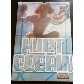 Kurt Cobain Collectable Calendar 2005
