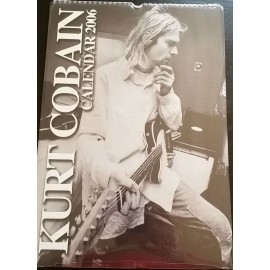 Kurt Cobain Collectable Calendar 2006