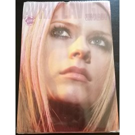 Avril Lavigne Collectable Calendar 2006