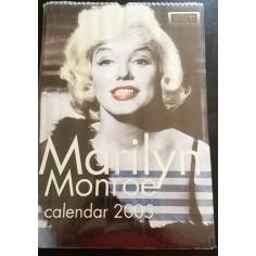 Marilyn Monroe Collectable Calendar 2005