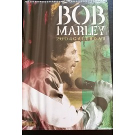 Bob Marley Collectable Calendar 2004