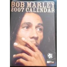 Calendrier vintage Bob Marley 2007