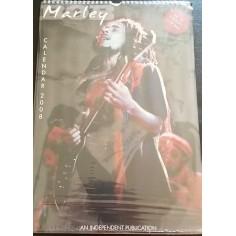 Bob Marley Collectable Calendar 2008