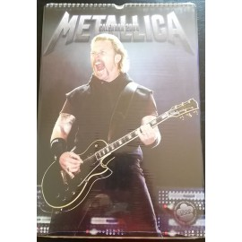 Metallica Collectable Calendar 2006