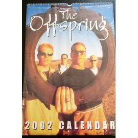 Calendrier vintage Offspring 2002