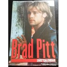 Calendrier vintage Brad Pitt 2002