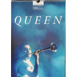 Queen Collectable Calendar 1994
